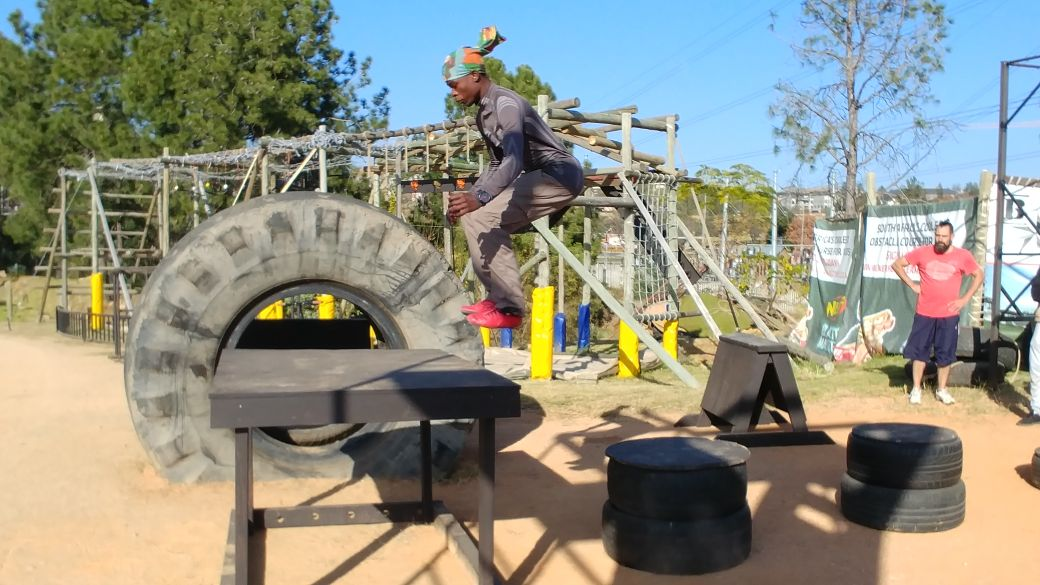 Parkour & Ninja warrior